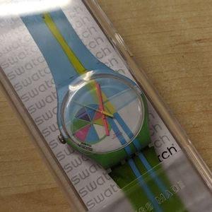 Swatch Caipi Watch New in Box